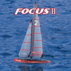 JOY8812JOYSWAYFocus V2 Sailboat 2.4Ghz RTR