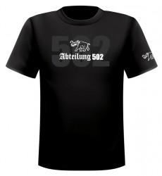 ABTABT923ABTEILUNG 502ABTEILUNG 502 T-SHIRT XXL