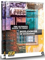 AKIAK-0256AK INTERACTIVEAK LEARNING 9 GUIDE TO MAKE BUILDINGS IN DIORAMAS English