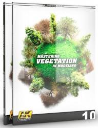 AKIAK-0296AK INTERACTIVEAK Learning 10 Dominando la Vegetacion en Modelismo Spanish