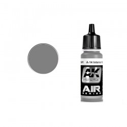 AKIAK-2241AK INTERACTIVEA-14 nterior Steel Grey