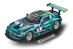 """CRR20023876CARRERAMercedes-Benz SLS AMG GT3 """"Black Falcon"""