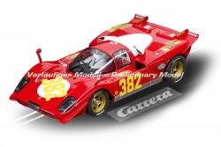 """CRR20023899CARRERAFerrari 512S Berlinetta """"No.382"""""""