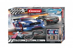 CRR20025236CARRERABreak Away - Ford Mustang GTY vs Chevrolet Camaro Pace Car - m. 5