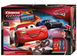 CRR20062477CARRERAGO!!! - Disney Cars - Neon Nights