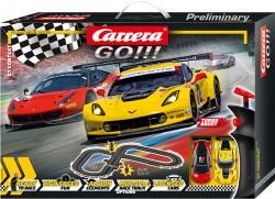 CRR20062490CARRERAGT Showdown- Ferrari 488 GT3 vs Chevrolet C7R GT3 - m. 3