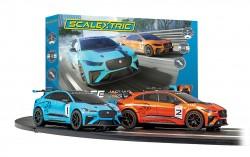 SCTC1401PSCALEXTRICJaguar I-Pace Set (2 x Jaguar I-Pace) - NEW TOOLING 2019