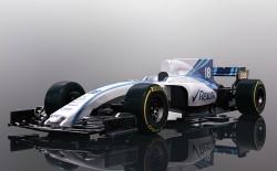 SCTC4021SCALEXTRIC2018 Williams FW41