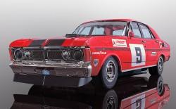 SCTC4028SCALEXTRICFord XY Falcon - ATCC 1973 Winner - Alan Moffat