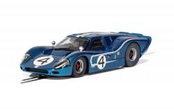 SCTC4031SCALEXTRICFord GT MKIV - 1967 LeMans 24Hrs - Denny Hulme/Lloyd Ruby No.4