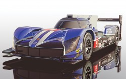 SCTC4033SCALEXTRICGinetta G60-LT-P1 Le Mans 2018 - NEW TOOLING 2019