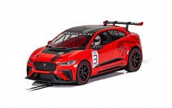 SCTC4042SCALEXTRICJaguar I-Pace Red - NEW TOOLING 2019