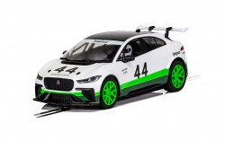 SCTC4064SCALEXTRICJaguar I-Pace Group 44 Heritage Livery - NEW TOOLING 2019