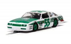 SCTC4079SCALEXTRICChevrolet Monte Carlo - Green & White No.55