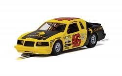 SCTC4088SCALEXTRICFord Thunderbird - Yellow & Black No.46