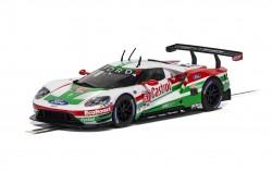 SCTC4151SCALEXTRICFord GT GTE - Daytona 2019 - No.67