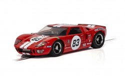 SCTC4152SCALEXTRICFord GT40 - Red No.83