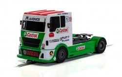 SCTC4156SCALEXTRICRacing Truck - Castrol