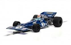 SCTC4161SCALEXTRICTyrrell 001 - 1970 Canadian Grand Prix - Jackie Stewart