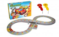 SCTG1154MSCALEXTRICMy First Scalextric Battery Powered Race Set