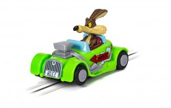 SCTG2165SCALEXTRICLooney Tunes Wile E Coyote Car - NEW TOOLING 2019