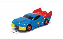 SCTG2167SCALEXTRICMicro Scalextric - Justice League Superman Car