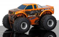 SCTH3779SCALEXTRICTeam Monster Truck - Growler (Orange) - SUPERSLOT