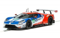 SCTH3857SCALEXTRICFord GT - GTE Number 66 LeMans 2016 - NEW TOOLING - SUPERSLOT