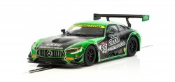 SCTH3942SCALEXTRICMercedes AMG GT3 2017 Team ABBA Racing - SUPERSLOT