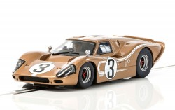 SCTH3951SCALEXTRICFord MKIV 1967 Mario Andretti / Lucien Bianchi - SUPERSLOT