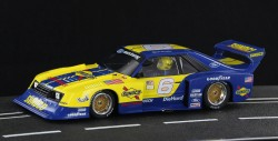 SIDHC08SIDEWAYSHistorical Colors Mustang Turbo - Sunoco Marc Donohue Tribute
